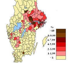 Finsktalande södra sverige - Sverigefinnar – Wikipedia