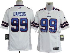 http://www.yjersey.com/nike-bills-99-dareus-white-game-jerseys-new-arrival.html NIKE BILLS 99 DAREUS WHITE GAME JERSEYS NEW ARRIVAL Only 36.00€ , Free Shipping!