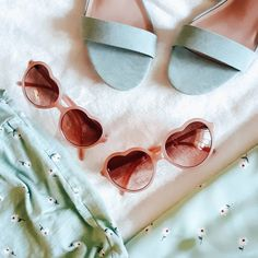 Heart Sunglasses, Sunglasses Case, Shady Lady, Lc Lauren Conrad, Mommy And Me, Kohls, Twitter, Sweet, Style