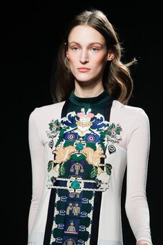 Mary Katrantzou | Fall 2014 Ready-to-Wear Collection | Style.com