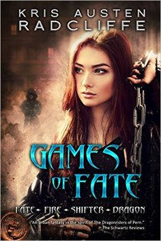 Amazon.com: Games of Fate: Fate Fire Shifter Dragon Book 1 eBook: Kris Austen Radcliffe: Kindle Store