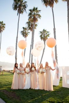 Peach hued whimsy: http://www.stylemepretty.com/collection/2307/