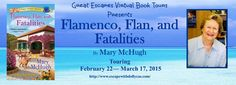 LibriAmoriMiei: Review: Flamenco, Flan and Fatalities by Mary McHu...