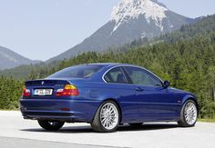 BMW 328Ci Coupe (E46) '1999–2000