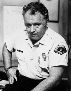 Rod Steiger, here in pretty much my favourite role of his as Police Chief Bill Gillespie in 'In the Heat of the Night'. The part won him an Oscar, a Golden Globe and a Bafta all for best actor.