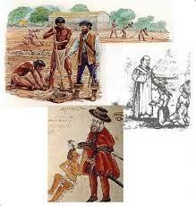encomienda - gebied in Amerika waarover een Spanjaard de leiding kreeg