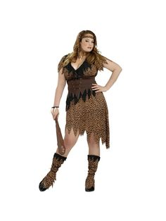 SEXY CAVE BEAUTY LADIES FANCY DRESS COSTUME XXL AC862 – Cave beauty (full figured) Costume Includes: Leopard Print Skirt, Matching Top, Corset Belt, Head Band, Boot Covers Size: UK 20-22 Bust: 44-46″ Waist: 40-42″ Hips: 48-50″ PAYMENT OPTIONS TO MAKE PAYMENT WITH YOUR DEBIT/CREDIT CARD PLEASE CALL 01179586372  DURING OPENING HOURS OPENING HOURS 9AM TO …