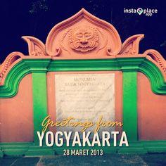 Monumen Batik Yogyakarta