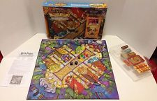 HARRY POTTER DIAGON ALLEY BOARD GAME RARE COLLECTIBLE  100% COMPLETE