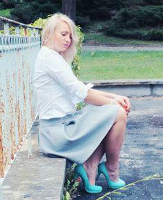 Blondynka online: Sesja z drugiej ręki