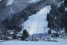 Die Hermann-Maier-Weltcuppiste in Flachau ist bereit für Star Challenge 2015 #worldcupflachau: