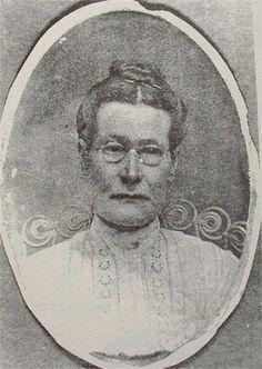 Milley Seleta Betterton - wife of David Buchanan Swindle