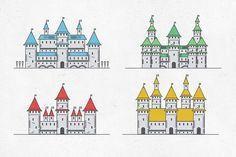 Fairy Tale medieval СЃastles