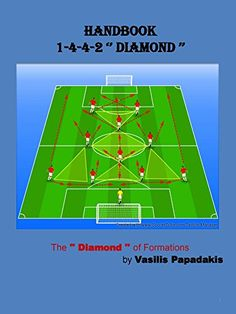 Diamond Handbook: A guide to train and coach the Diamont formation Hockey Coach, Soccer Workouts, Soccer Training, Coaching, Chart, Amazon, Training, Football Workouts, Amazons