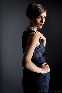 Jennifer - Mad Men Fashion by m.shalaby photography, via Flickr