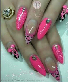 Inspiration by Luminous Nails