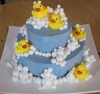 Duck Themed Shower ~ Party Frosting