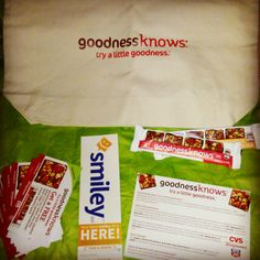 The Goodness Know Snack Squares have become my new favorite snack. My favorite is the Peach & Cherry Almond with Dark Chocolate, it was so delicious with nice chunks of fruit and nuts. Read more of my review at Smiley360! #Gotitfree #sponsored #gKsnacksquares
