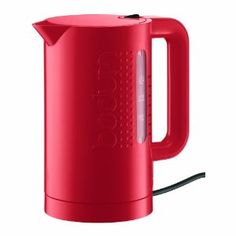 Electric Tea Kettle -- Reminds me of Europe $40