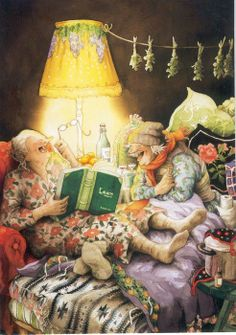 .Awesome grannies by Inge Look.