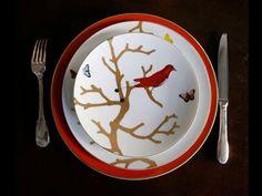 Simple, prestigious & design  BERNARDAUD Limoges porcelain all handemade  http://trend-on-line.com/brand/bernardaud