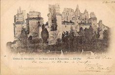 Château de Pierrefonds par Eugène Viollet-le-Duc