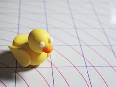 MyCupKates - Cakes, Cupcakes & Cookies: How to make a Rubber Duck with Sugar Fondant