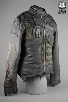Image of Junker Designs Men's Officer's Jacket
