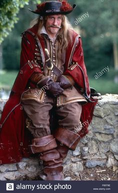 The Man In The Iron Mask Year : 1998 Uk / Usa Director : Randall Stock Photo, Royalty Free Image: 89868618 - Alamy