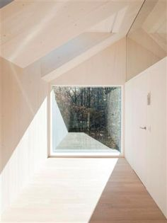 what a great pic! || Sunlighthouse | Velux || first floor