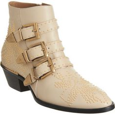 Chloe Susan Studded Ankle Boot