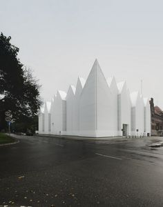 Estudio Barozzi Veiga - Project - Mieczysław Karłowicz Philharmonic Hall in Szczecin