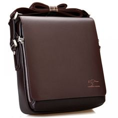 2be38e62c Faux Leather Men's Messenger Bag Price: 27.99 & FREE Shipping #beachlife