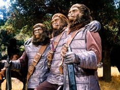 planet of the apes 1968 this was fun to see in sequence with the
