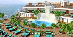 Popular cruising forum Cruise Critic highlights a number of cruise travel trends from Best Cruise, Cruise Port, Cruise Travel, Cruise Vacation, Dream Vacations, Vacation Spots, Cruise Ships, Carnival Sunshine Ship, Carnival Ships