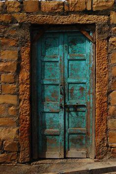 Jaisalmer, India - love the colours