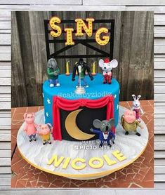 Image result for sing cake