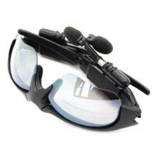 2 in 1 Sports Bluetooth +MP3 Sunglasses Handsfree Headset For Galaxy  Samsung SIII I9500 S4 1ad4d38eac