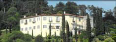 Villa Serbelloni - #Bellagio - Lago di Como  1:30 tours at 11AM & 3:30 PM (except Mondays)