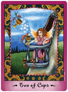 Faerie Tarot :: Tarot &...