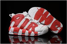 more photos d57d5 4bfe8 Buy Womens Nike Air More Uptempo White Gym Red Xmas Deals from Reliable  Womens Nike Air More Uptempo White Gym Red Xmas Deals suppliers.