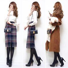 Ideas for korean fashion formal winter Maxi Outfits, Dressy Outfits, Chic Outfits, Fashion Moda, Fashion Pants, Fashion Outfits, Womens Fashion, Fashion Clothes, Fashion Fashion
