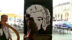 Augmented Reality Street Art