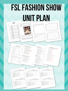 Fun, engaging and interactive French unit plan that supports speaking, reading and writing! Perfect for Core French or Intermediate French language learners. Class Games, Core French, Unit Plan, France, French Language, Sentences, Homeschool, Classroom, Teacher