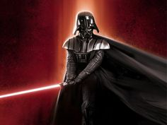 """I find your lack of faith disturbing."" – Darth Vader"