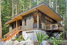 Balance Associates, Architects - Method Cabin online portfolio
