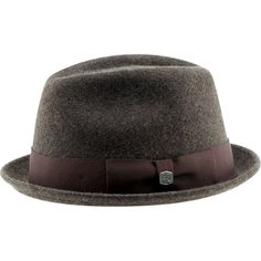 Coal Considered Camden Fedora. The hat I wore on my wedding day and still my favorite hat in my collection.