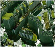 DESENVOLVIMENTO SUSTENTÁVEL: Telhado Verde - Reconstruindo cidades