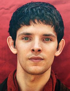 Merlin. This is my absolute favorite picture of Colin Morgan as Merlin. Just WOW!!