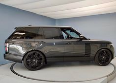 Range Rover Supercharged, Detroit Auto Show, Best Luxury Cars, My Land, Car Wrap, Dream Cars, London City, Nyc